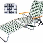 folding lounge chair image