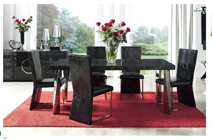 Picture of: furniture modern dining room sets