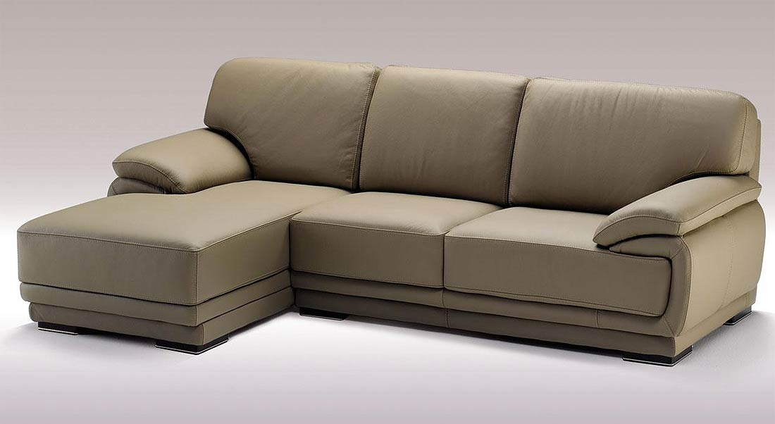 Image of: gallarate Italian Leather Seater Sofa