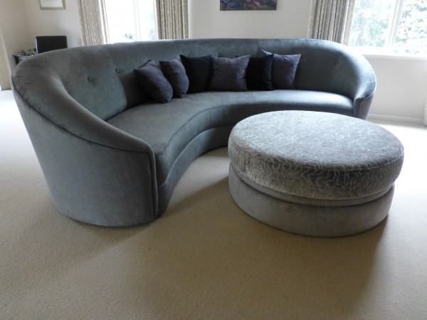 Ideal Curved Sofa