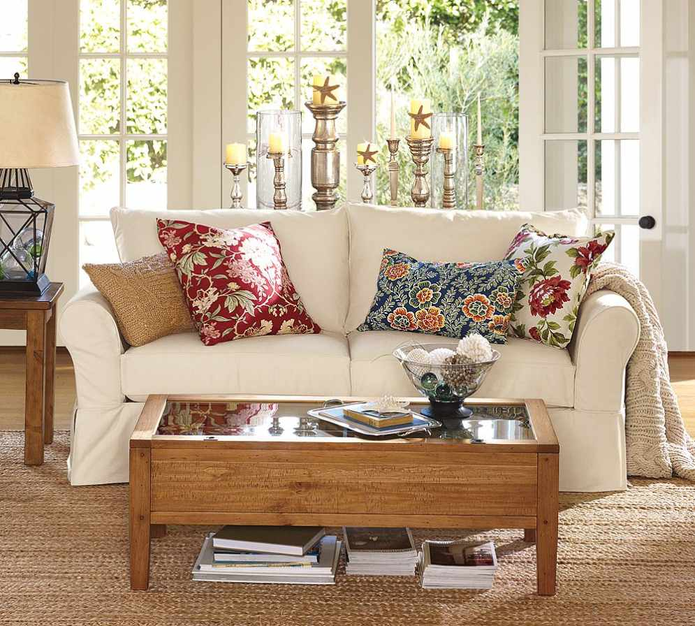 Picture of: ideas decorative pillows for couch