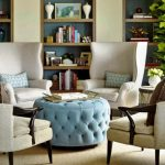 ideas round ottoman coffee table