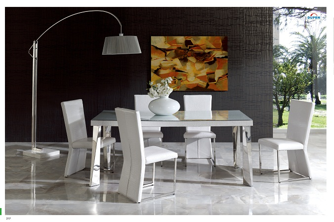 Picture of: image modern dining room sets