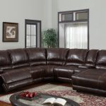 leather sectional sofas color