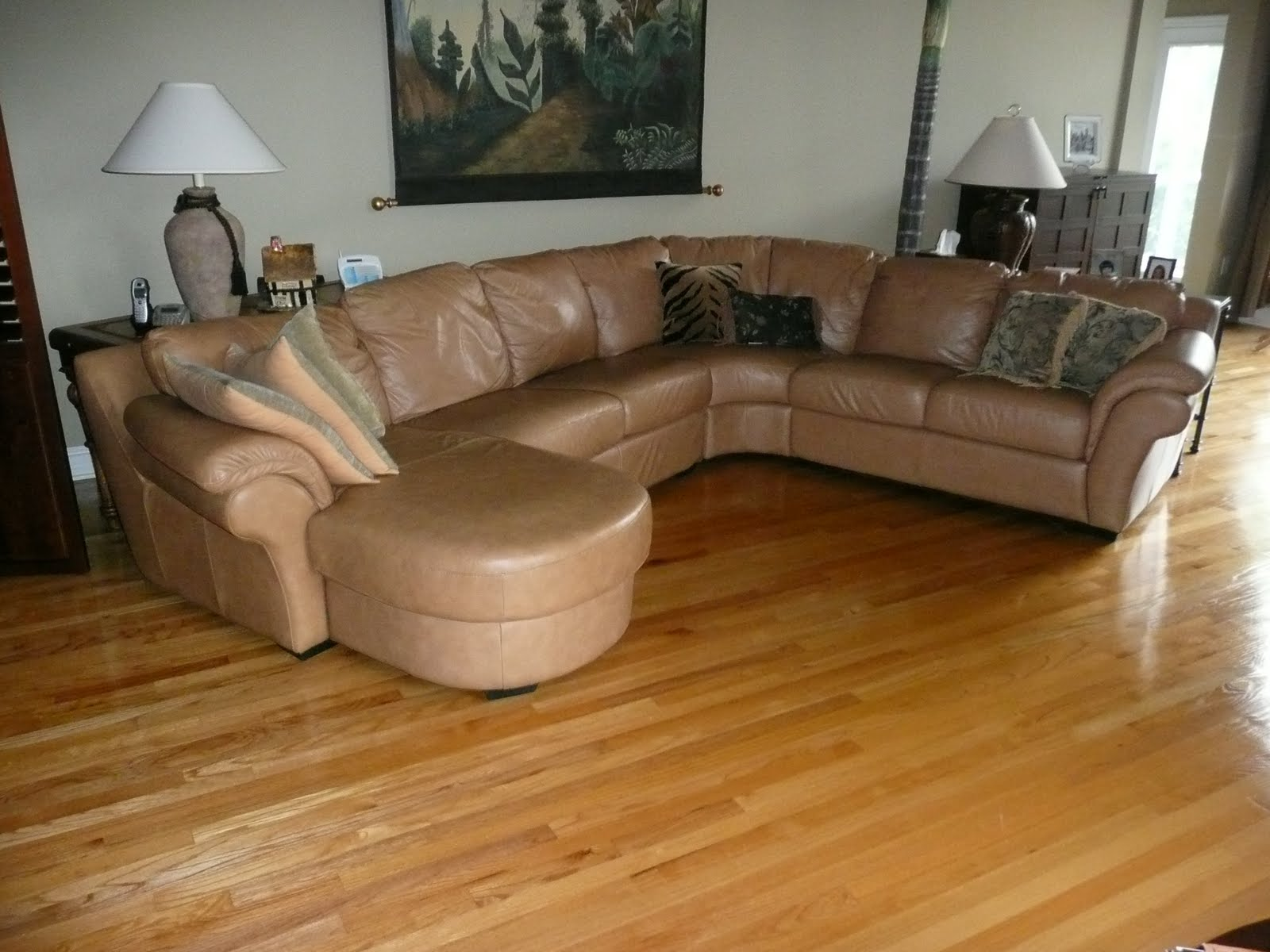 Image of: leather sectional sofas furniture