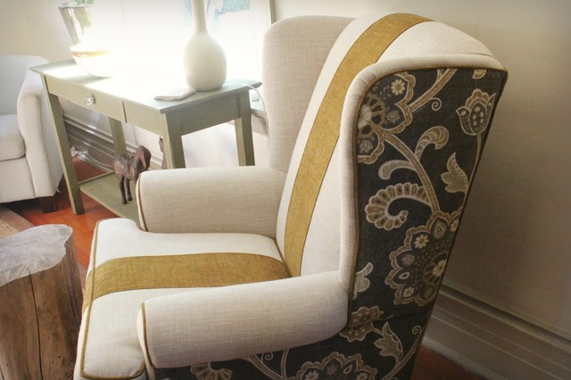 Picture of: living room wingback chairs