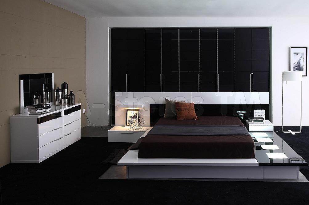 Image of: luxury modern nightstands