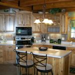luxury rustic kitchen cabinets