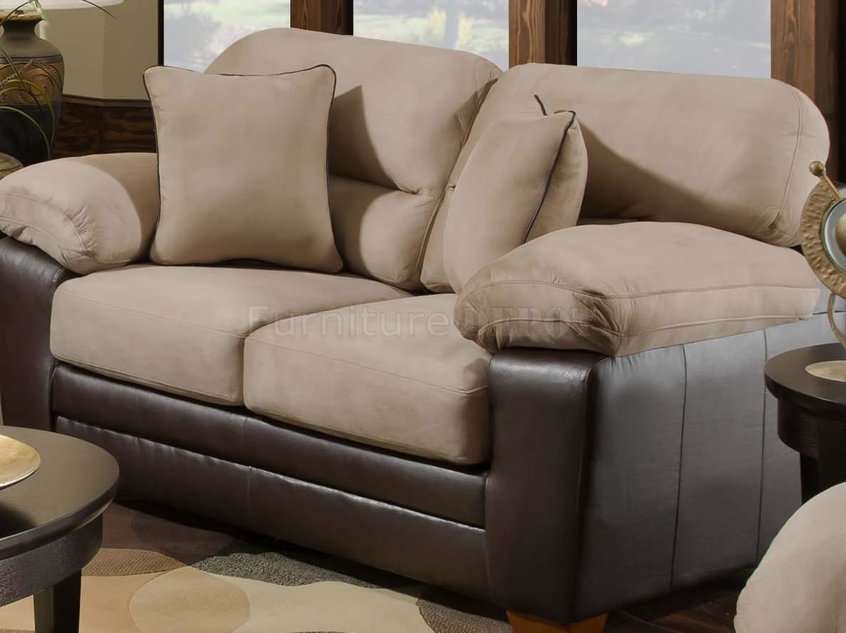 Microfiber Sofa Living Room