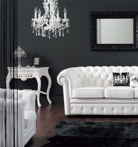 Image of: modern baroque furniture