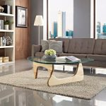 modern noguchi coffee table