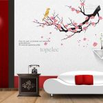 new removable modern wall sticker