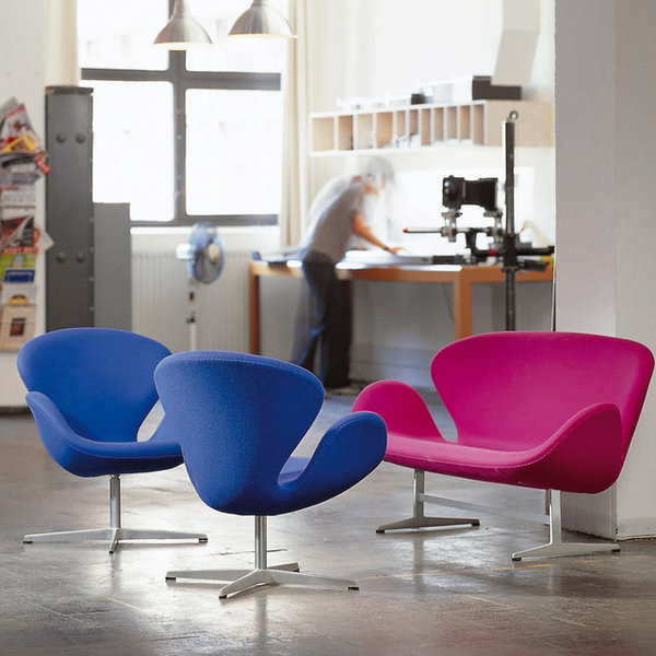 Image of: nice Swan Chair