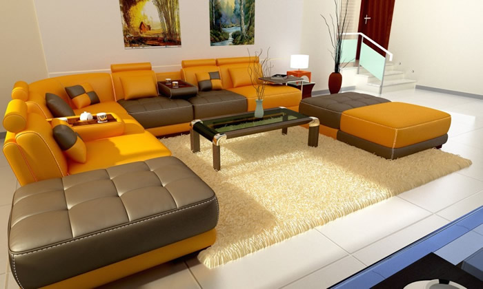 Image of: nice modern couches