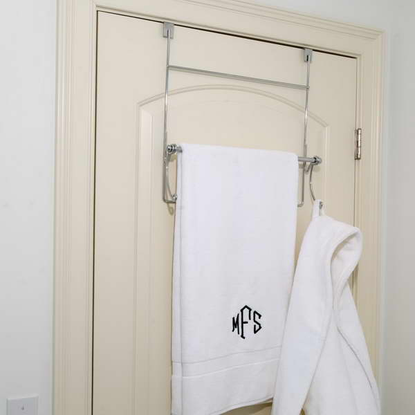 Over The Door Towel Rack Ideas