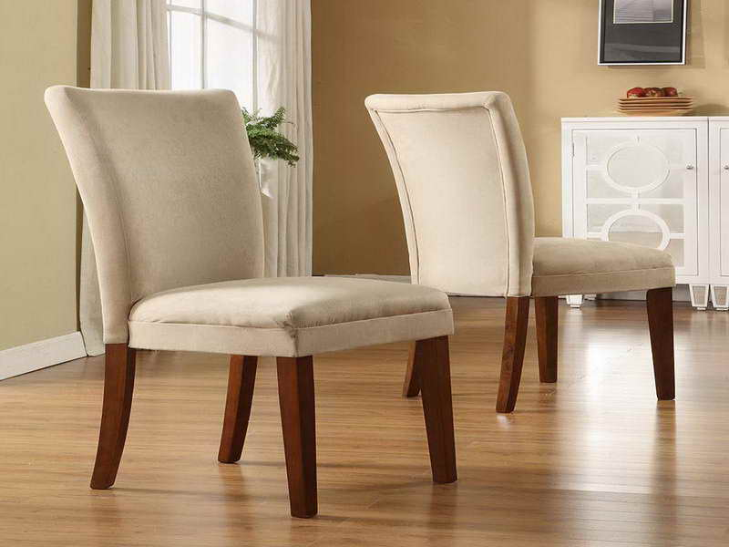 Parsons Chair Slipcovers Design