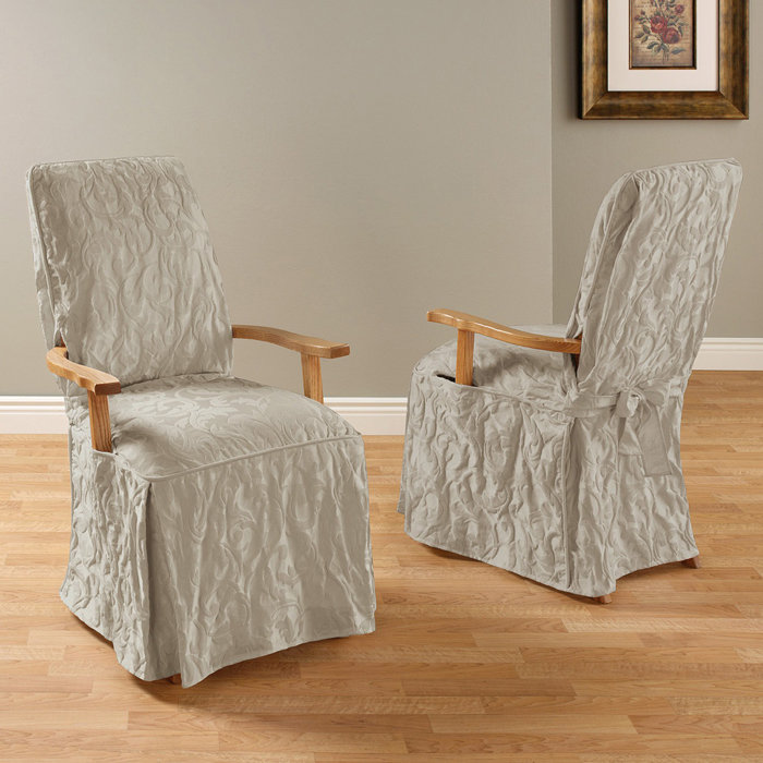 Parsons Chair Slipcovers For Dining