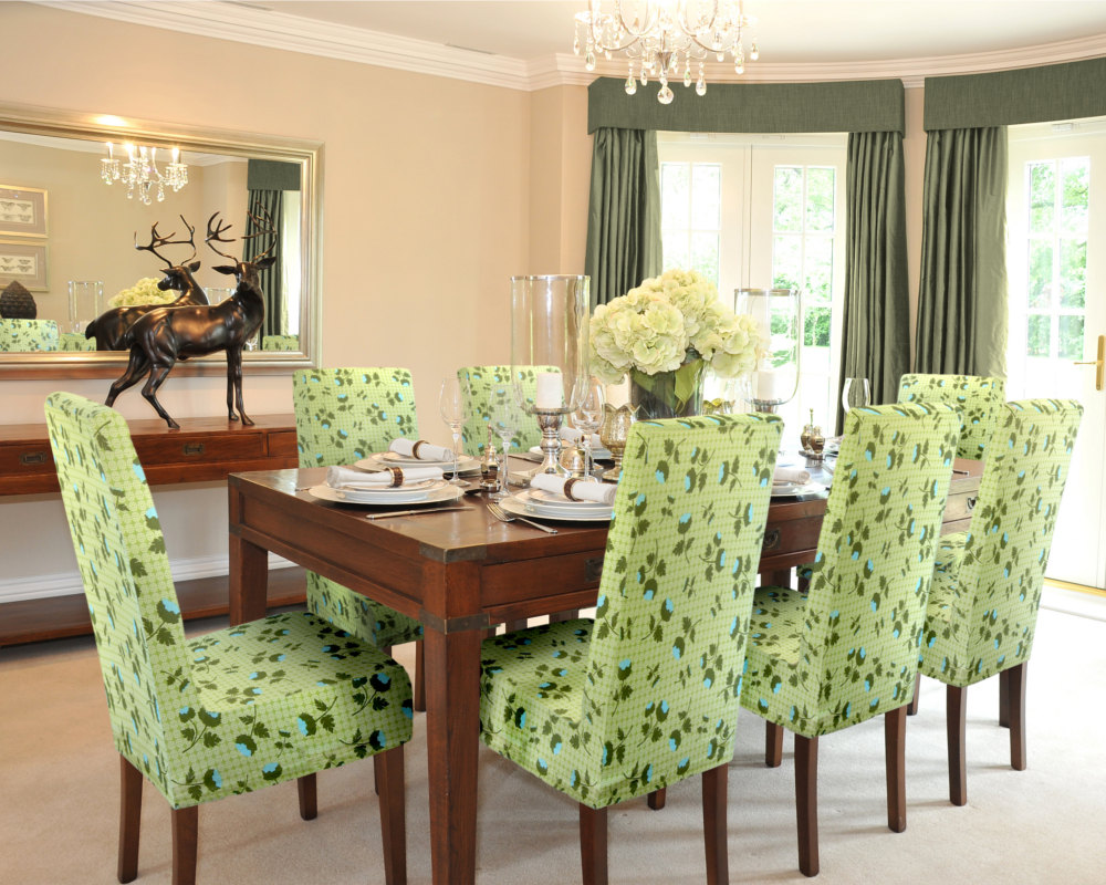Parsons Chair Slipcovers Ideas