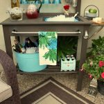Potting Bench Outdoor