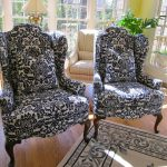 Pretty Wingback Chairs