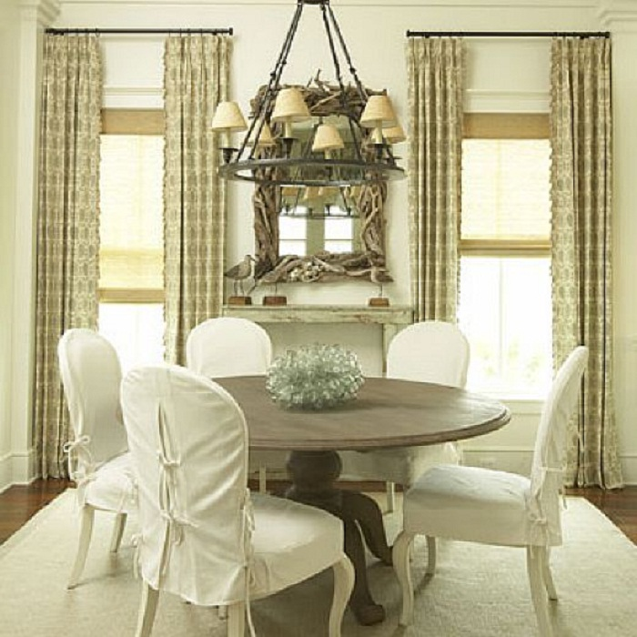 Set Parsons Chair Slipcovers