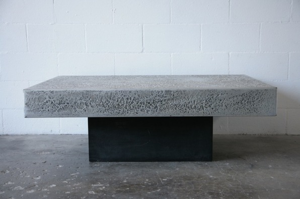 simple Stone Coffee Table