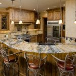 stunning rustic kitchen cabinets