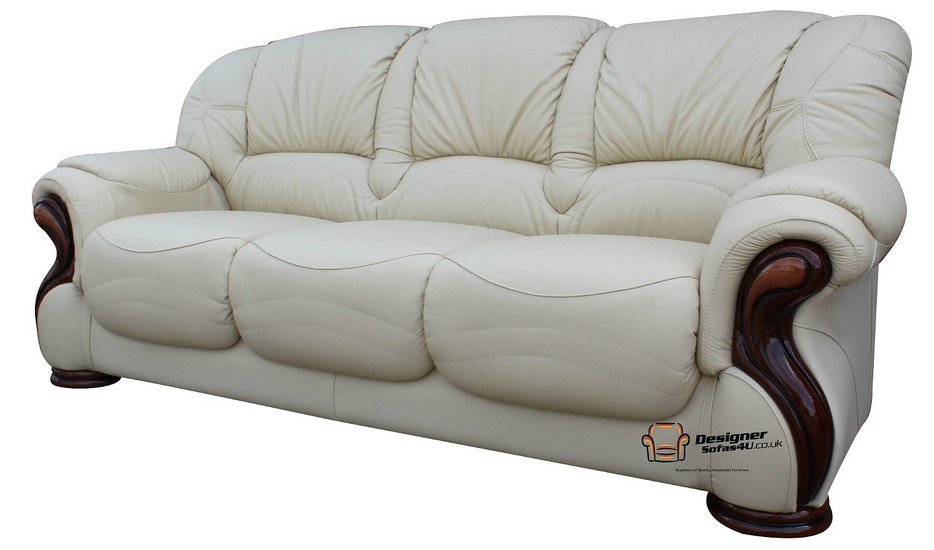 Picture of: susanna modular Italian Leather Sofa