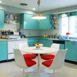two tone kitchen cabinets decoration