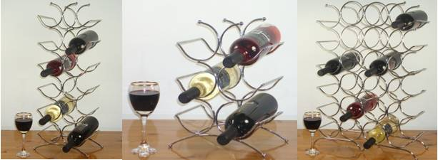 Image of: wine rack plans concept