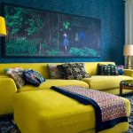 Yellow Accent Chair Images