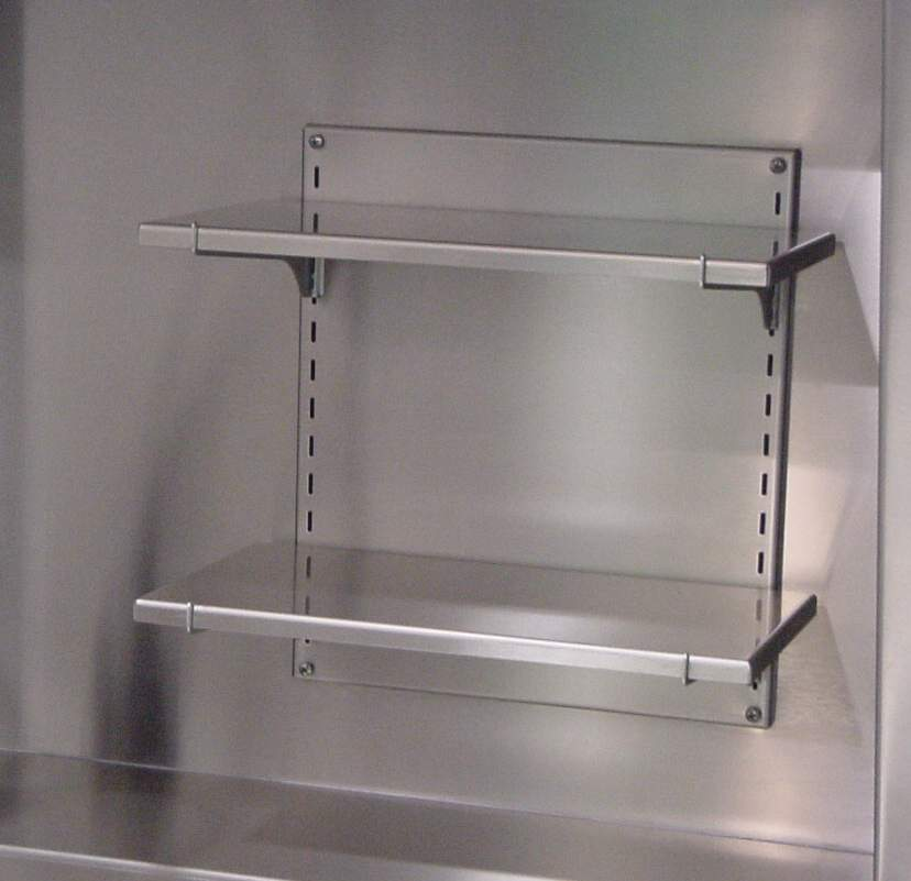 Image of: Adjustable Shelving Design
