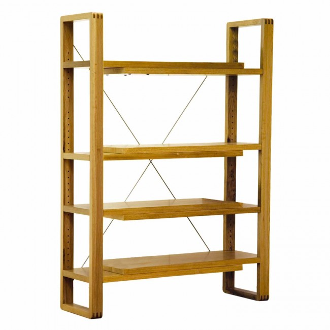 Image of: Adjustable Shelving Unit