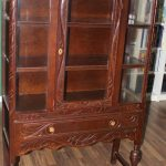 Antique China Cabinet Image