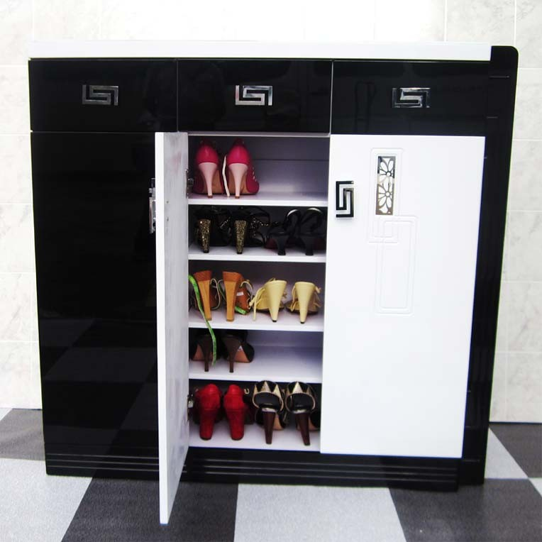 Picture of: Awasome Shoe Cabinet