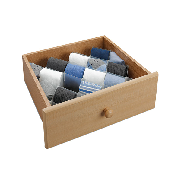 Picture of: Compartment Drawer Organizer