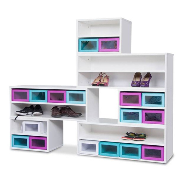 Picture of: Cool Shoe Cabinet