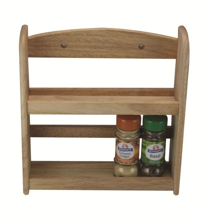 Image of: Ideas Wall Spice Rack Best
