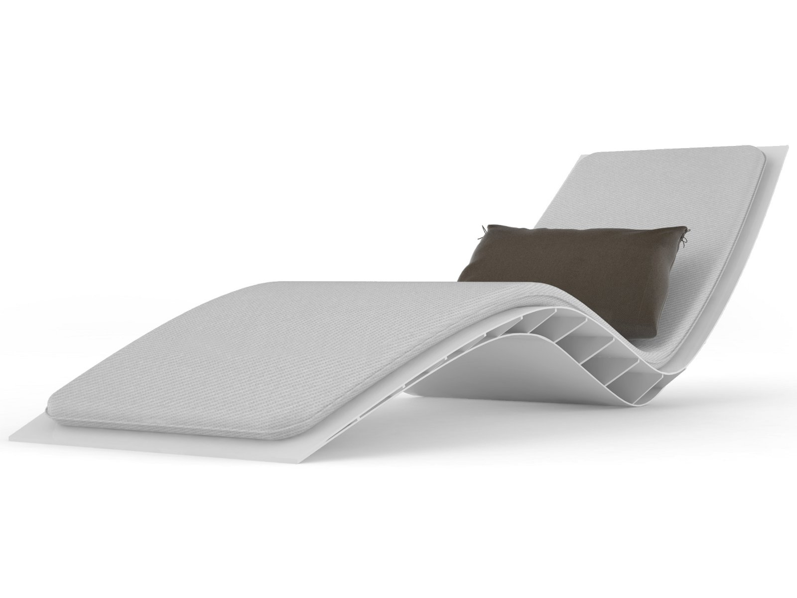 Picture of: Indoor chaise lounge chair