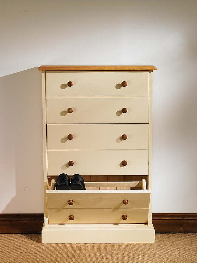 Picture of: Large Shoe Cabinet