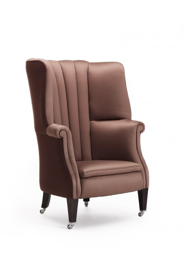 Image of: Leighton wing chair