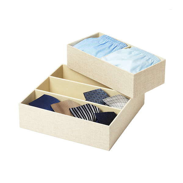 Picture of: Linen Drawer Organizer
