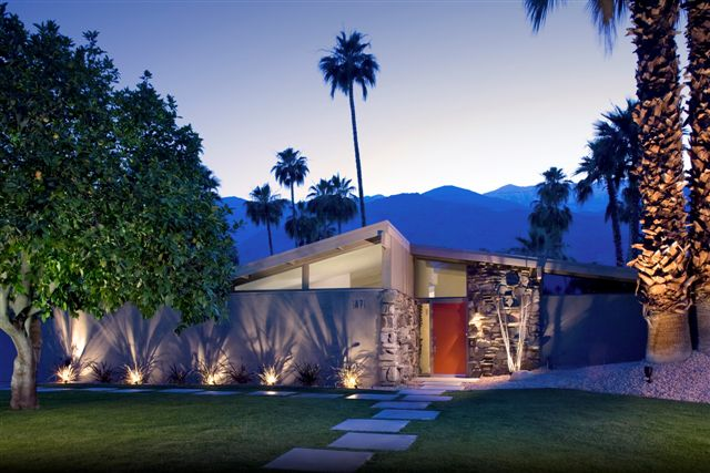 Image of: Mid Century Modern Homes design luxury