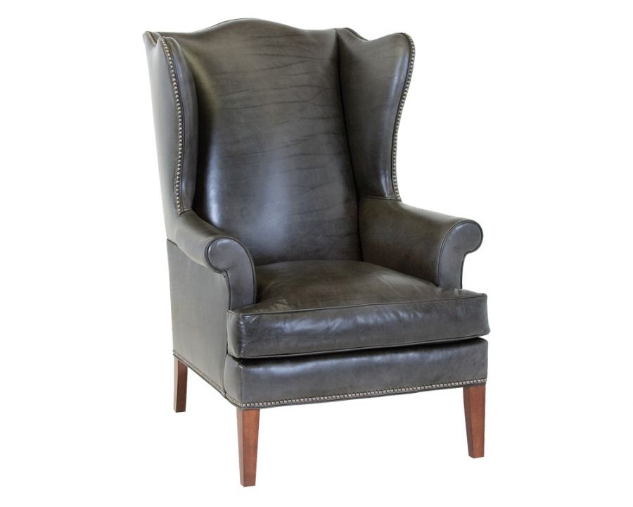 Image of: Paige wing chair