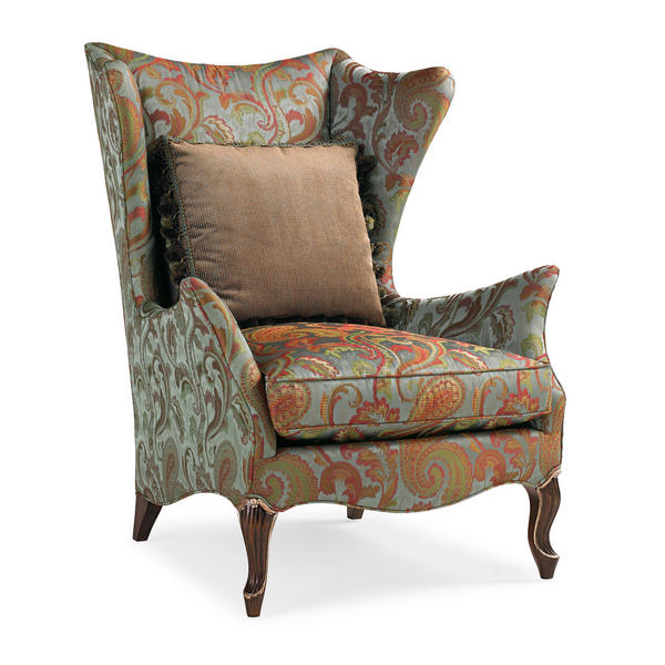 Image of: Rachel wing chair