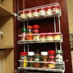 Wall Spice Rack Ideas Storage