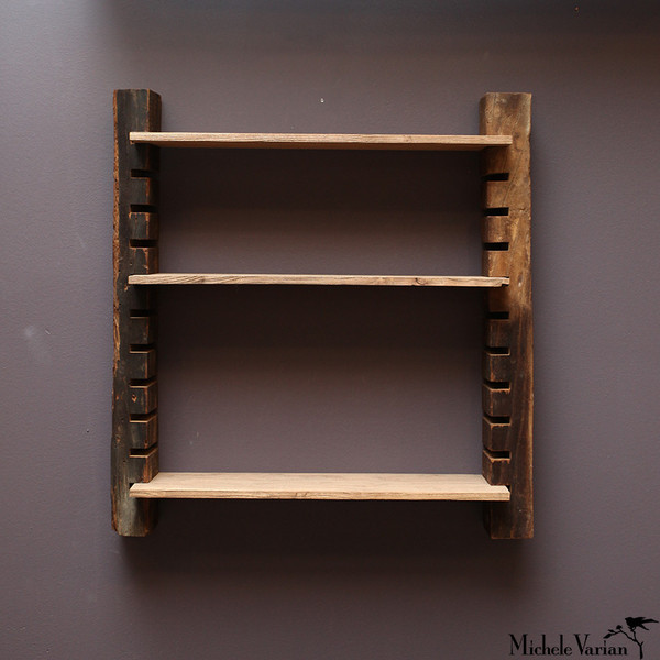 Wood Adjustable Shelving