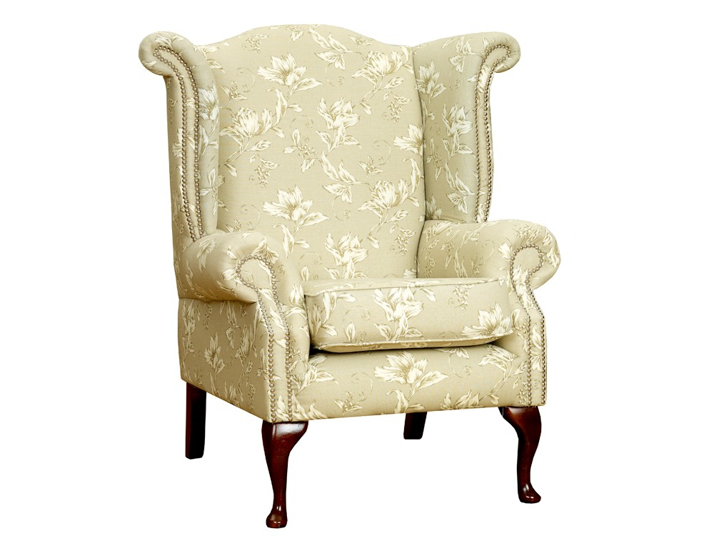 Image of: buy wing chair