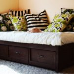 daybed with storage pictures