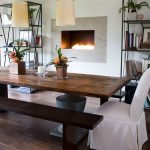 farmhouse design dining table